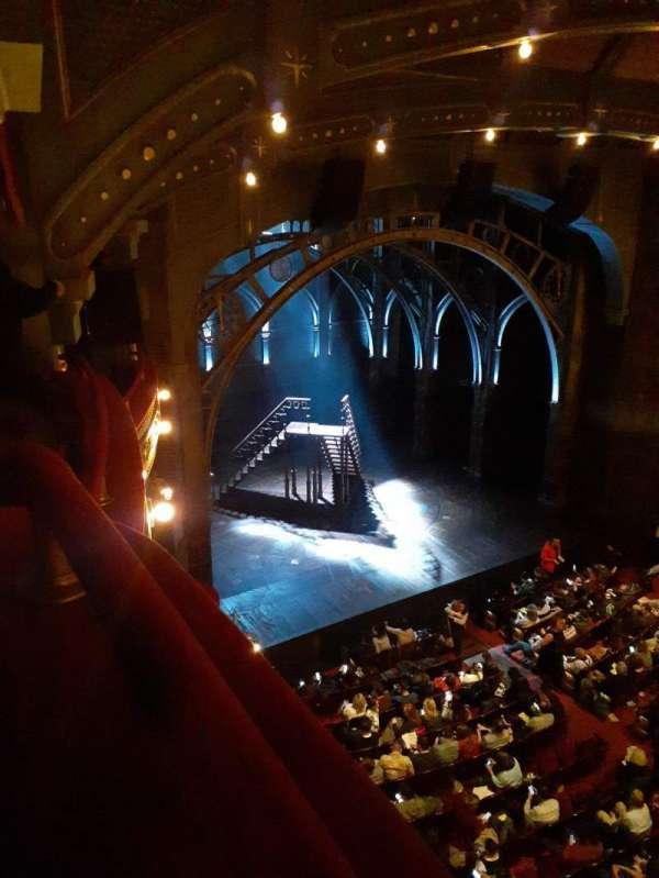 Lyric Theatre, secção: BOXH, fila: A, lugar: 1