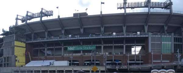 M&T Bank Stadium, secção: EXTERIOR