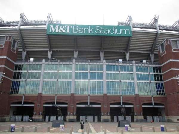 M&T Bank Stadium, secção: Gate A