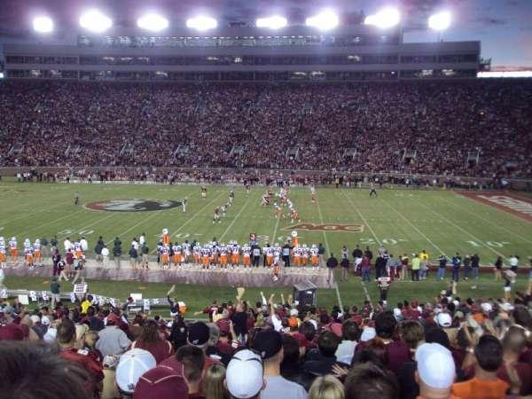 Bobby Bowden Field at Doak Campbell Stadium, secção: 8, fila: 31, lugar: 27-28