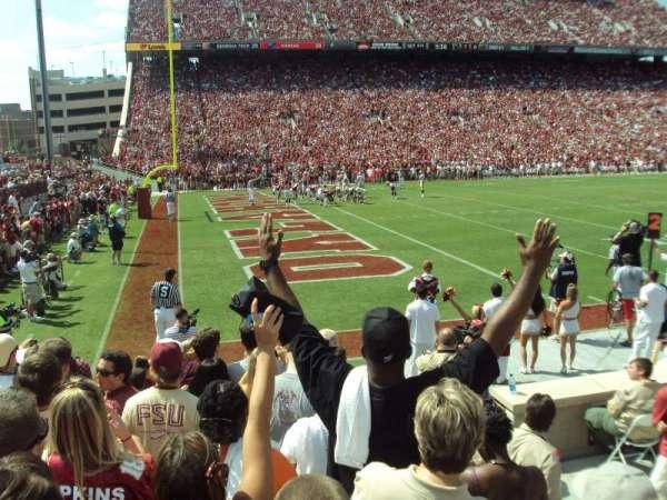 Gaylord Memorial Stadium, secção: 34, fila: 5, lugar: 5-6