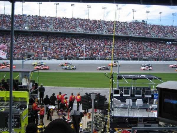 Daytona International Speedway, secção: PIT PASS, fila: PIT PASS