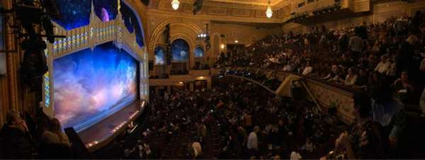 Eugene O'Neill Theatre, secção: Lftbox, fila: C, lugar: 2