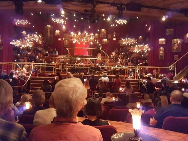 Imperial Theatre, secção: Orchestra C, fila: M, lugar: 107