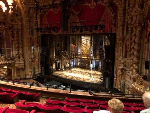 Ohio Theatre (Columbus), secção: Loge A, fila: F, lugar: 12