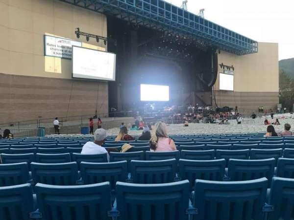 Glen Helen Amphitheater, secção: Orchestra, fila: JJ, lugar: 39
