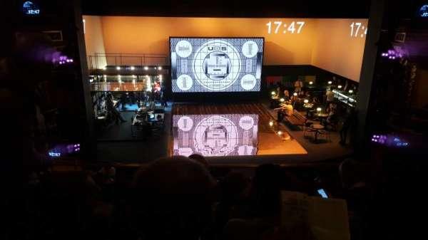 Belasco Theatre, secção: Mezzanine C, fila: E, lugar: 103