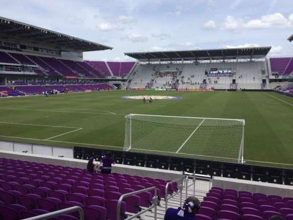 Exploria Stadium, secção: 2, fila: N, lugar: 22