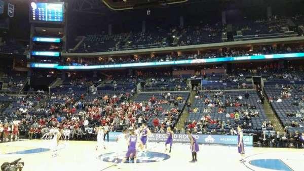 Nationwide Arena, secção: 114, fila: C, lugar: 9