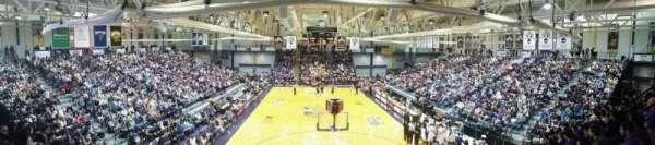 SEFCU Arena, secção: Top Area Walkway