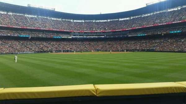 Turner Field, secção: 148L, fila: 13, lugar: 109