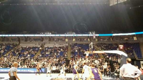 Bryce Jordan Center, secção: 104, fila: Hh, lugar: 115