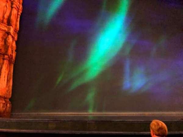 St. James Theatre, secção: Orchestra C, fila: D, lugar: 115