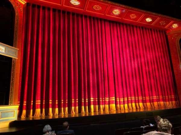 Marquis Theatre, secção: Orchestra R, fila: G, lugar: 11