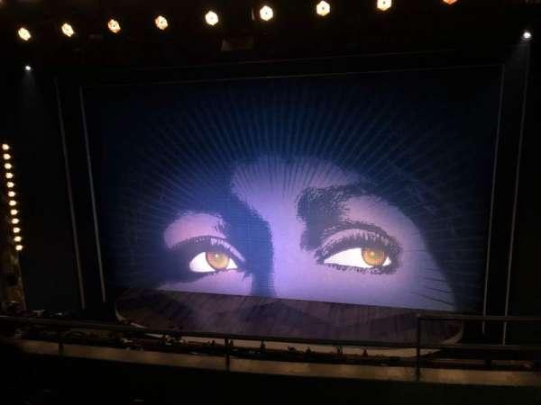 Lunt-Fontanne Theatre, secção: Front Mezzanine C, fila: C, lugar: 114
