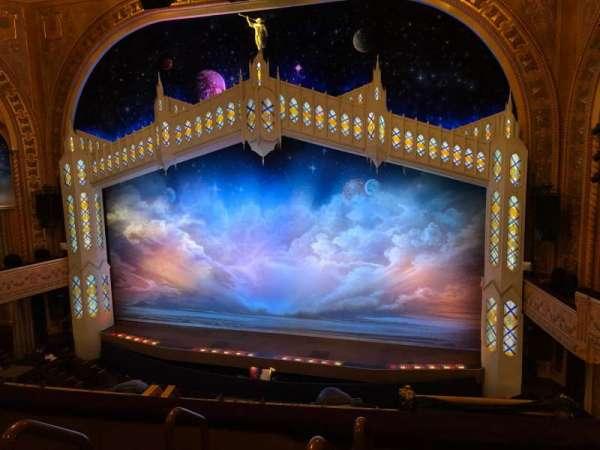 Eugene O'Neill Theatre, secção: Mezzanine R, fila: D, lugar: 2