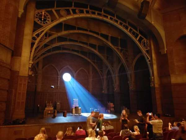 Lyric Theatre, secção: Orchestra Left