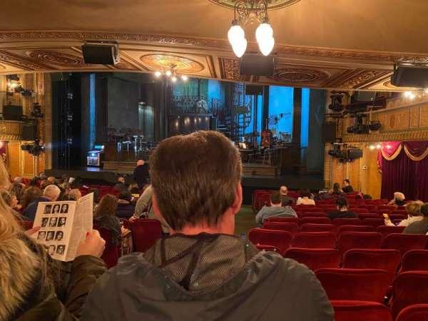 Walter Kerr Theatre, secção: Orchestra R, fila: S, lugar: 8