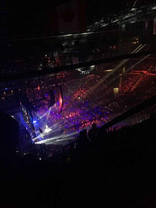 Bridgestone Arena, secção: 324