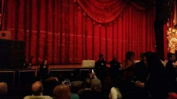 Beacon Theatre, secção: orch 1, fila: e, lugar: 21