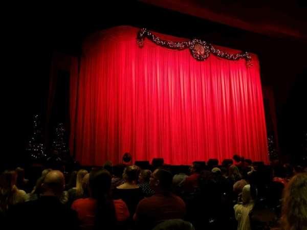 The Theater at MGM National Harbor, secção: 3, fila: K, lugar: 4