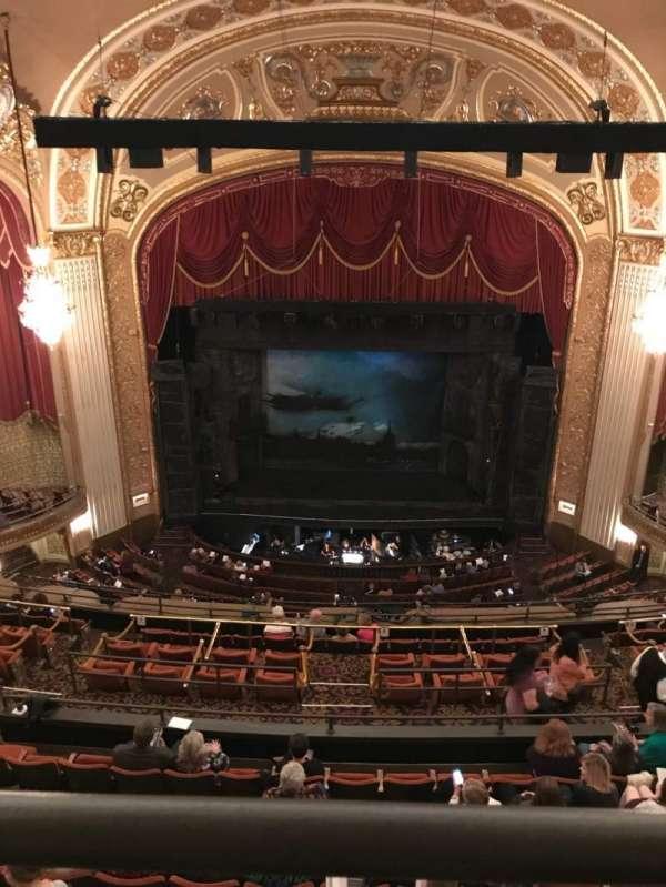Orpheum Theatre (Memphis), secção: LGALC, fila: A, lugar: 108