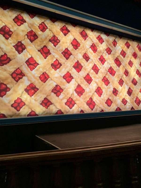 Orpheum Theatre (Memphis), secção: OrchLC, fila: B, lugar: 209