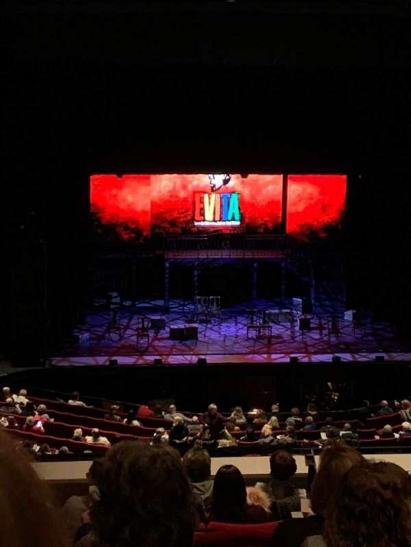 BJCC Concert Hall, secção: TierC, fila: JJ, lugar: 204