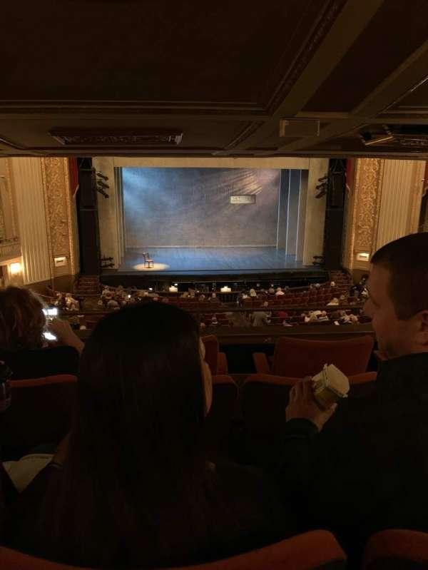 Orpheum Theatre (Memphis), secção: MezzLC, fila: D, lugar: 206