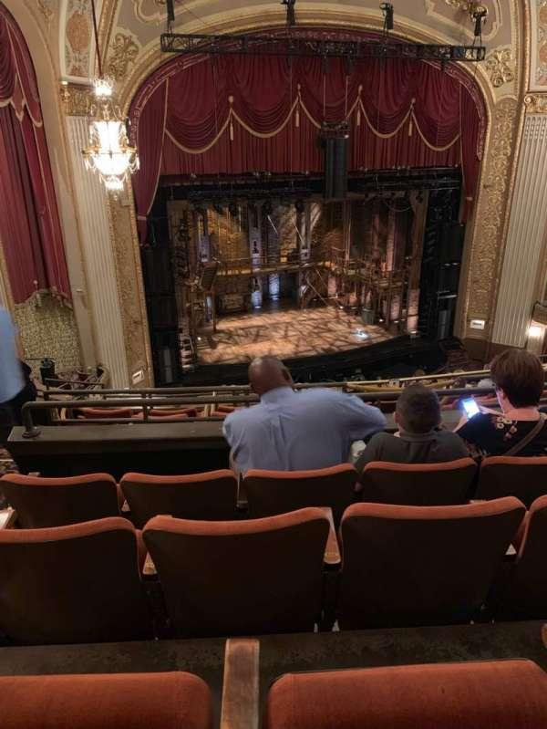 Orpheum Theatre (Memphis), secção: Balcony LC, fila: D, lugar: 214