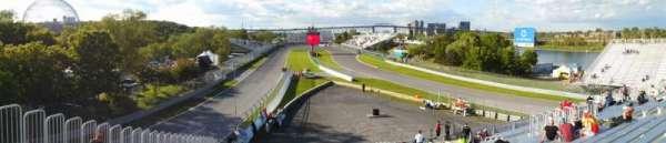 Circuit Gilles Villeneuve, secção: 34, fila: Top