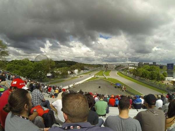 Circuit Gilles Villeneuve, secção: 34