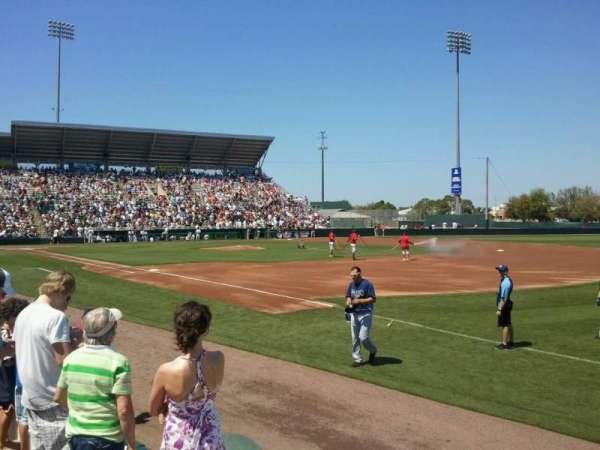 Hammond Stadium at CenturyLink Sports Complex, secção: Right Field Lawn