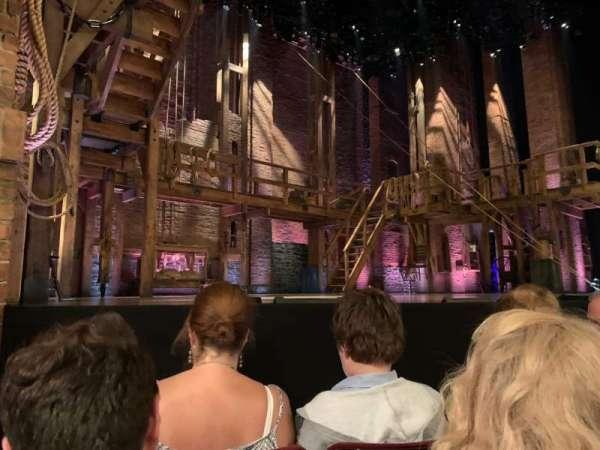 Richard Rodgers Theatre, secção: Orchestra L, fila: B, lugar: 11