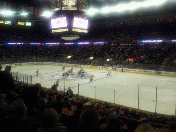 Northlands Coliseum, secção: 134, fila: 18, lugar: 9