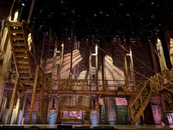Richard Rodgers Theatre, secção: FMEZZ, fila: D, lugar: 23