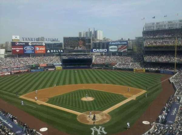Yankee Stadium, secção: luxury box