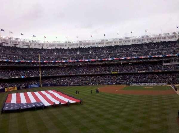 Yankee Stadium, secção: 233b, fila: 2, lugar: 7