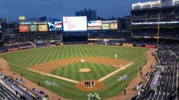 Yankee Stadium, secção: suite, fila: a, lugar: 1