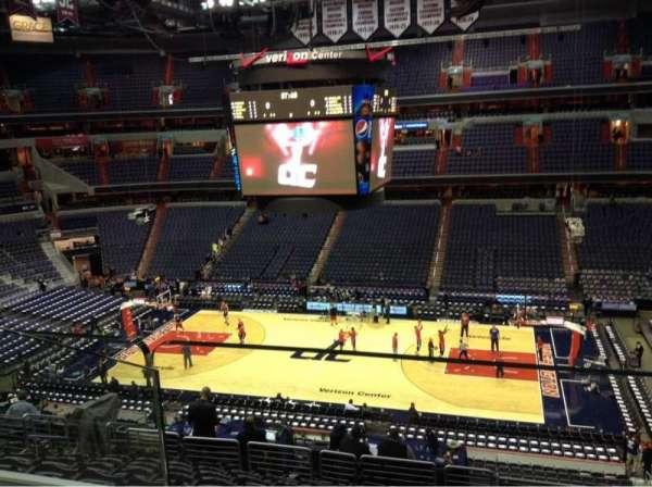 Capital One Arena, secção: Suite 339, fila: A, lugar: 1
