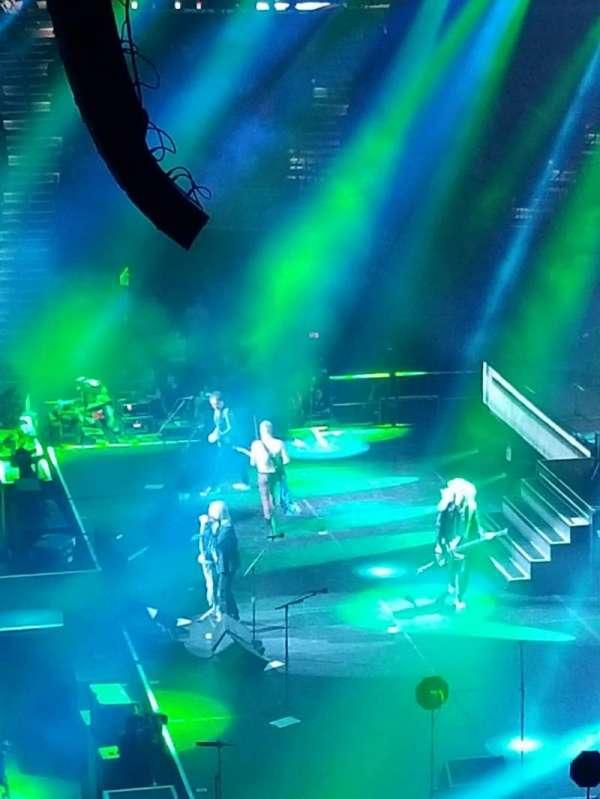 Amalie Arena, secção: 229, fila: E, lugar: 7