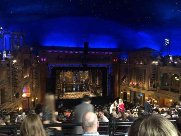 Saenger Theatre (New Orleans), secção: Balcony, fila: M, lugar: 17