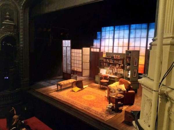 Ambassadors Theatre, secção: Circle, fila: C, lugar: 4