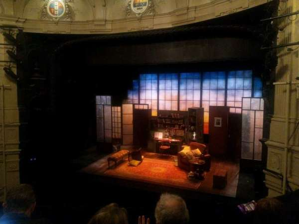Ambassadors Theatre, secção: Circle, fila: C, lugar: 3