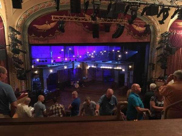 Bernard B. Jacobs Theatre, secção: Mezzanine L, fila: E, lugar: 5
