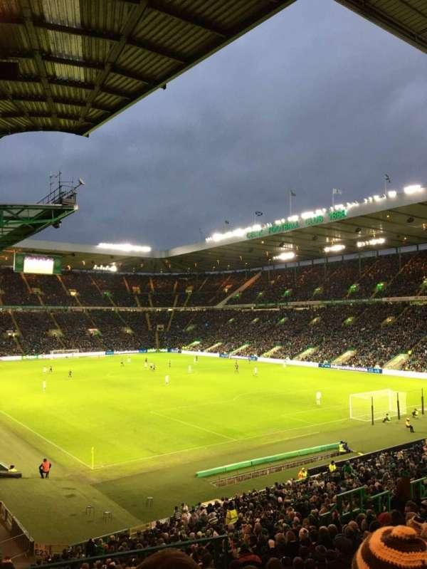 Celtic Park, secção: 118, fila: HH, lugar: 118