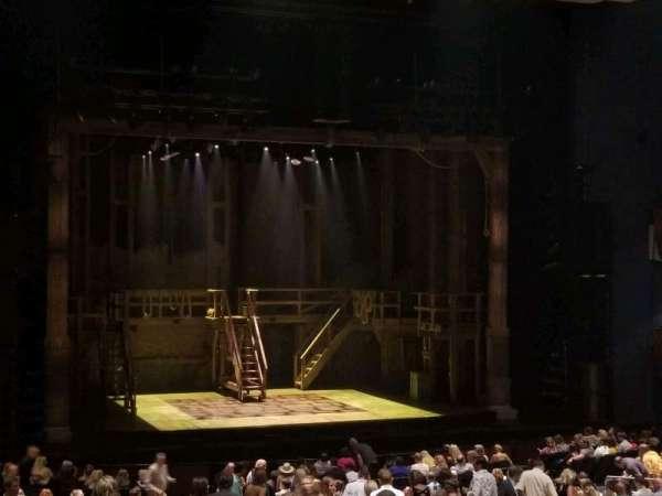 Thelma Gaylord Performing Arts Theatre, secção: Upper Orchestra, fila: E, lugar: 12