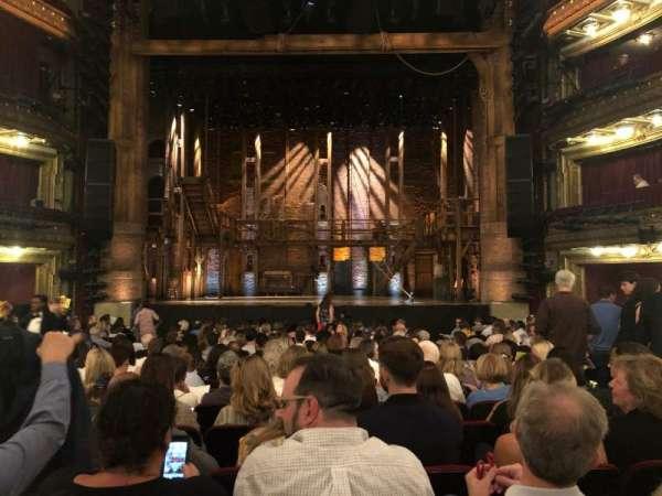 CIBC Theatre, secção: Orchestra C, fila: T, lugar: 111