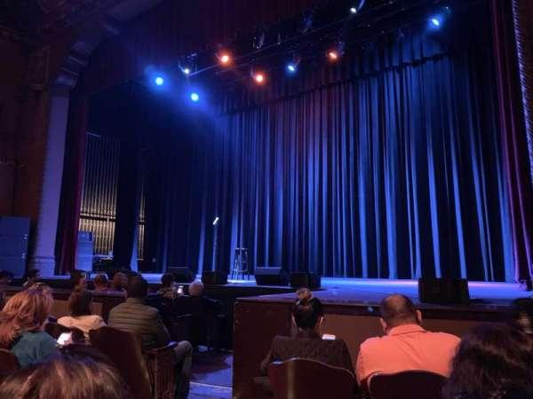 Fox Performing Arts Center, secção: GLDORR, fila: E, lugar: 6