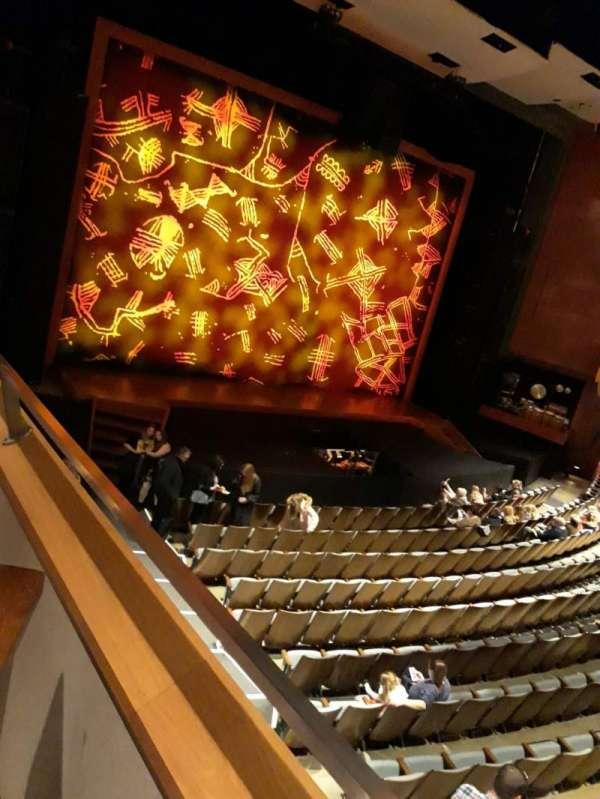 DeVos Performance Hall, secção: Dress, fila: B, lugar: 6
